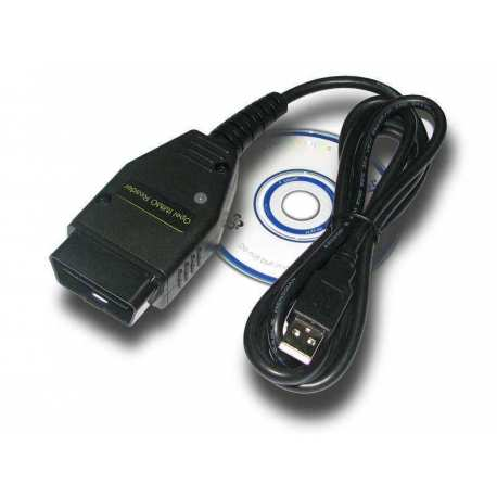 Interface USB Immo Reader OPEL T200